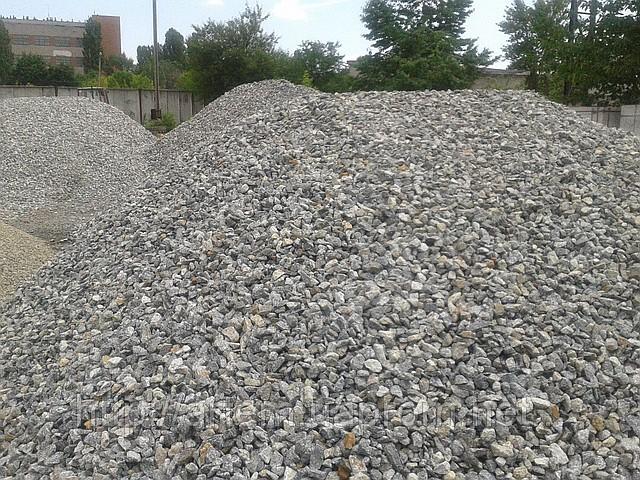 Производство и продажа гранитного щебня в Воскресенске