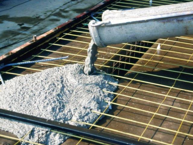 бетон для фундамента в Воскресенске