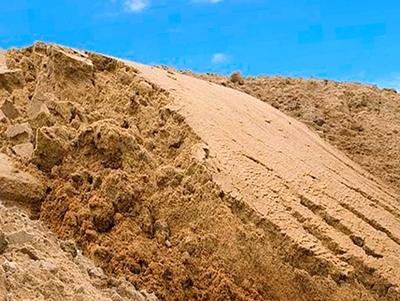 купить песок в Воскресенске