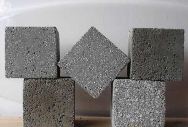 состав марок бетона