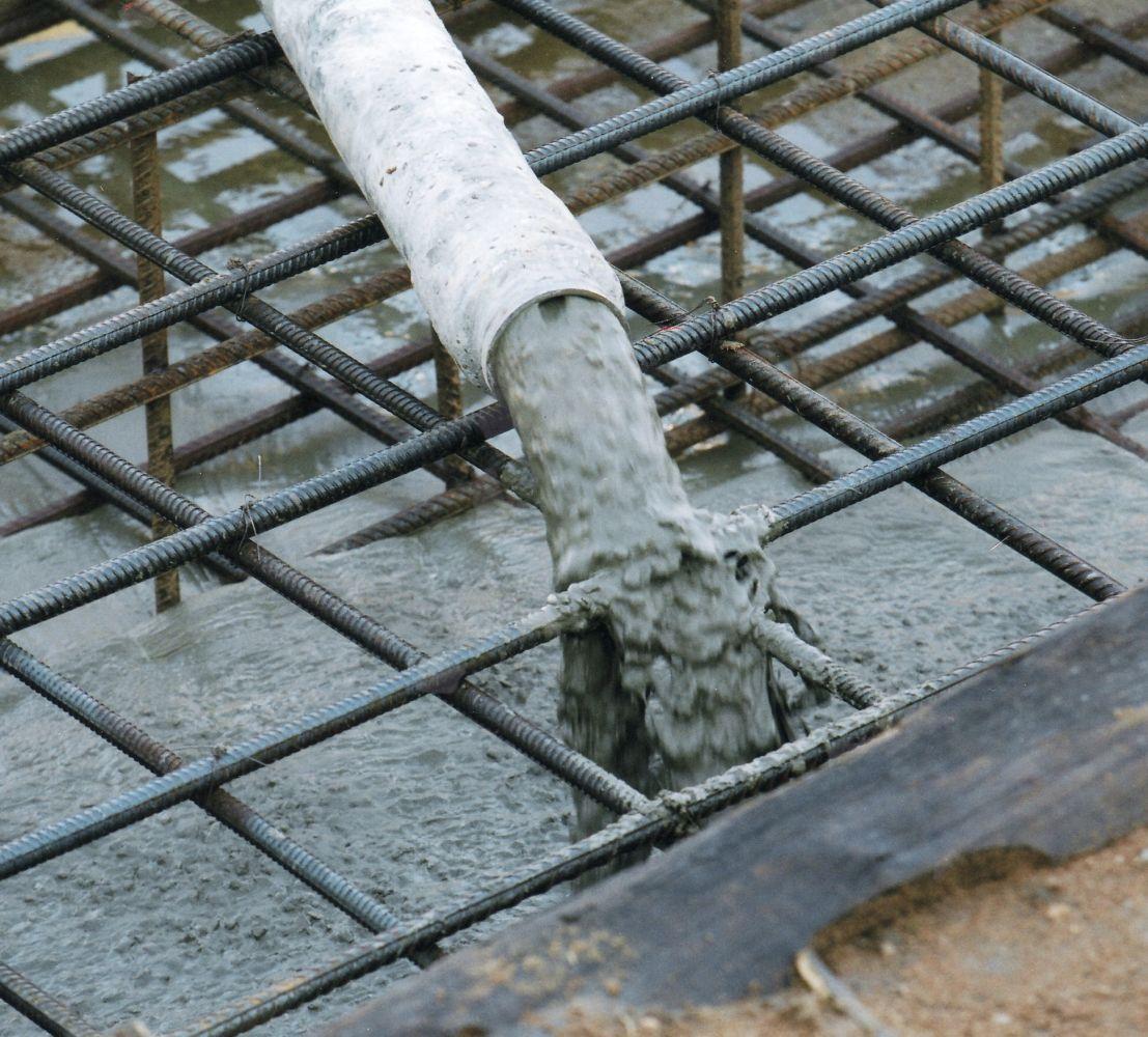 заливка бетона. купить бетон в Воскресенске